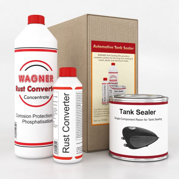 WAGNER Automotive Tank Sealing Kit