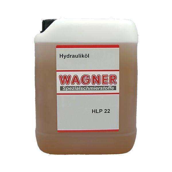 WAGNER Hydrauliköl HLP 22-5 Liter