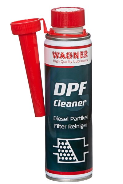 WAGNER Diesel Particle Filter Cleaner DPF Cleaner 300 ml