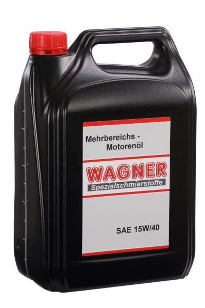 WAGNER Mehrbereichsoel SAE15W40 5 Liter