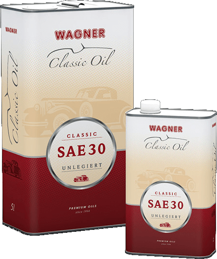 Wagner Classic Oil SAE 30 unalloyed