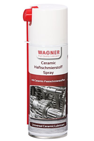 WAGNER Ceramic Adhesive Lubricant Spray 400 ml