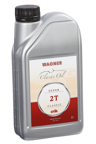 WAGNER Two-Stroke Oil Super 2T Classic mineral 1 litre