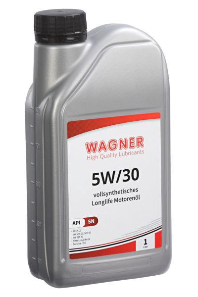 WAGNER High-Performance Engine Oil SAE 5W/30 1 litre