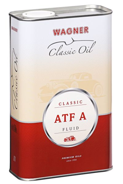 WAGNER Automatic Transmission Fluid ATF Suffix A 1 litre