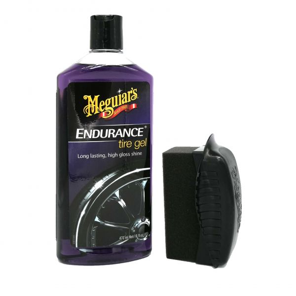 MEGUIAR'S® Tyre Gel 473 ml + Applicator Pad