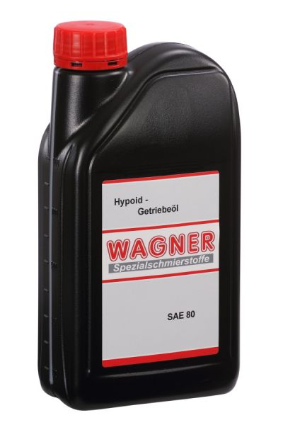 WAGNER Hypoid-Getriebeoel SAE80 1 Liter