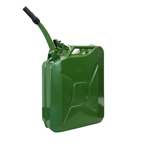 WAGNER Jerrycan-20l-with pouring spout_green