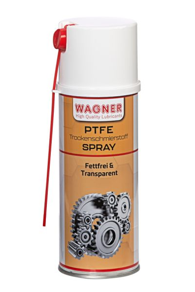 WAGNER PTFE Dry Lubricant Spray 400 ml