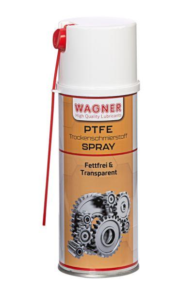 WAGNER PTFE Trockenschmierstoff-Spray 400 ml
