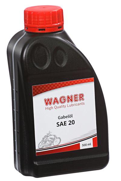 WAGNER Gabelöl SAE 20 500 ml