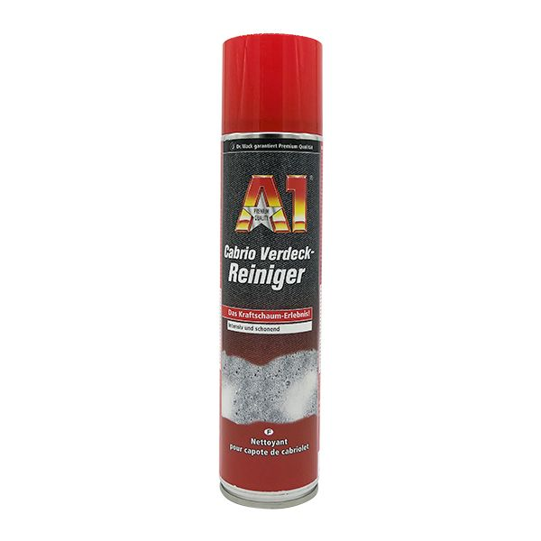 DR. WACK A1® Soft Top Cleaner 400 ml