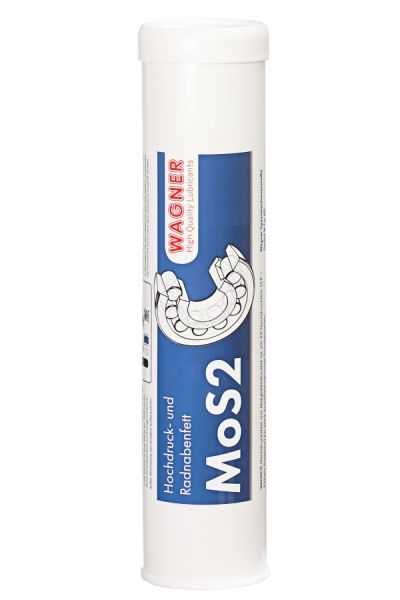 WAGNER MoS2 High-Pressure and Wheel Hub Grease 400g