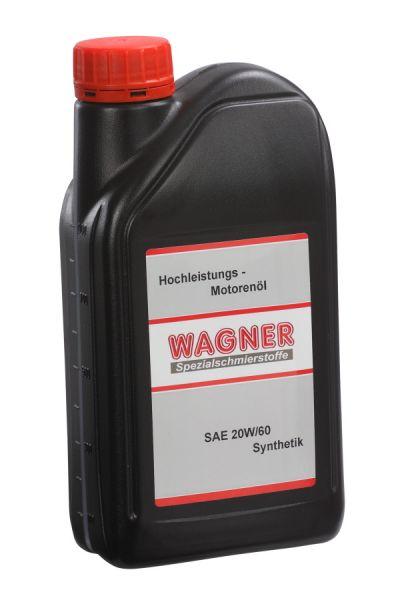 WAGNER Hochleistungsmotorenöl SAE 20W/60 1 Liter